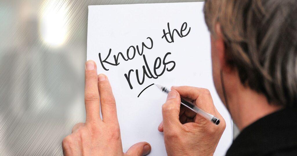 メルマガのルールや法律を知ってますか?個人情報保護法と特定電子メール法を守らないと罪になります